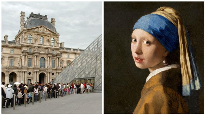 Vermeer and the Masters of Genre Painting - Concortel
