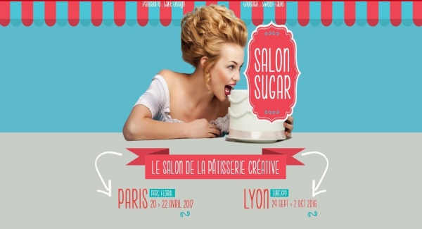 Salon sugar 20 au 22 avril 2017 concortel for Salon sugar paris 2017